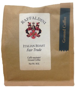 Coffee: Italian Roast - 8oz.