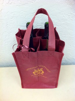 Eco Friendly Wine Totes